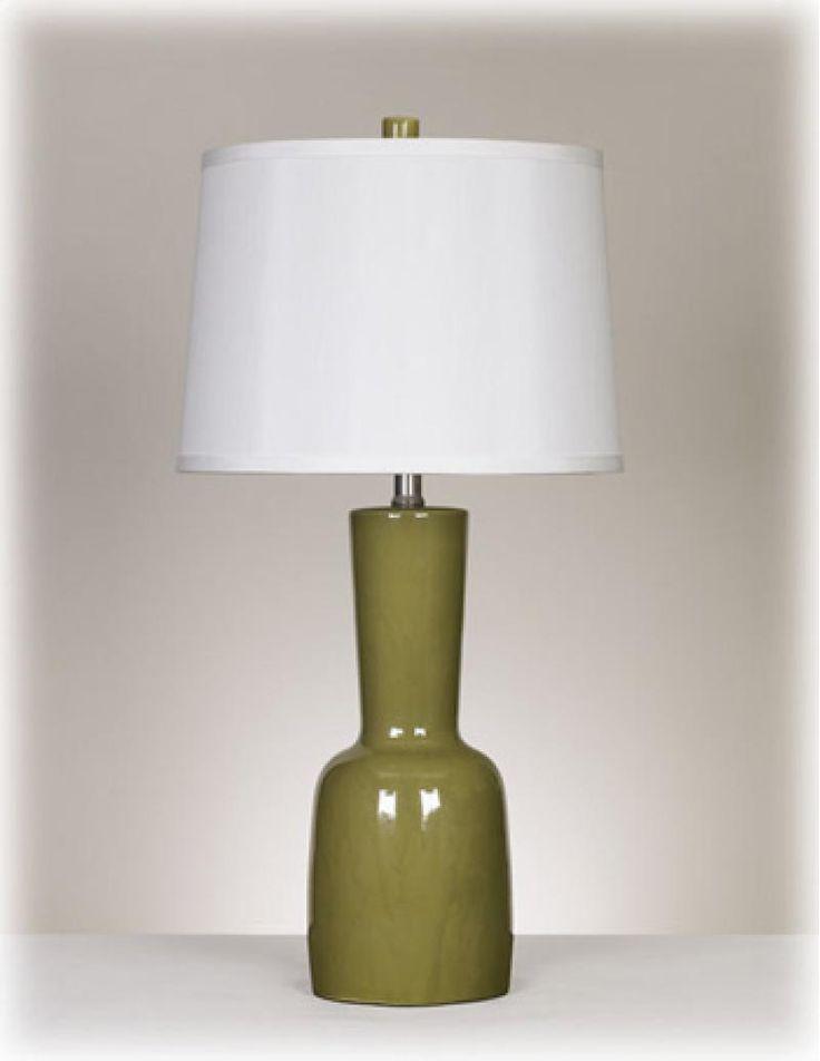 L122244T by Ashley Furniture in Winnipeg, MB - Ceramic Table Lamp