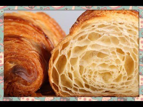 Круассаны Воздушные и хрустящие круассаны из слоеного теста — рецепт самых известных французских сладких булочек. Можно сказать, что один из символов Франции...