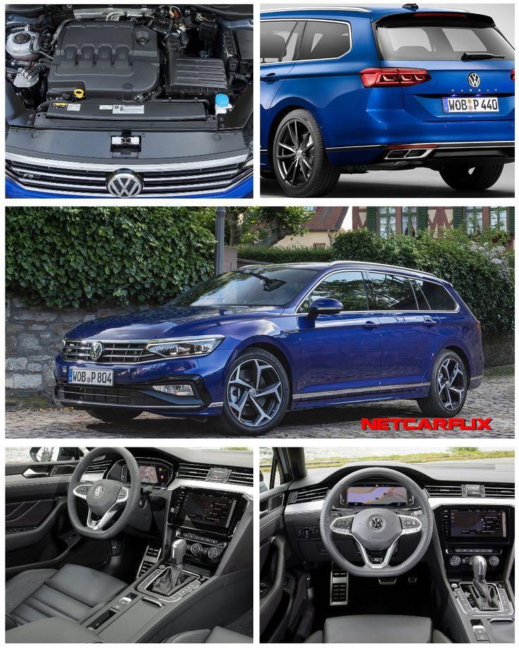 2020 Volkswagen Passat Variant HD Pictures, Videos