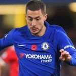 """awesome Chelsea's Eden Hazard: """"It would be a dream to play under Zidane."""""""