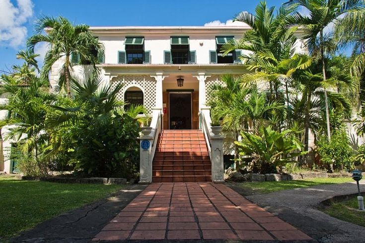 Have you visited this historic plantation house in Barbados?