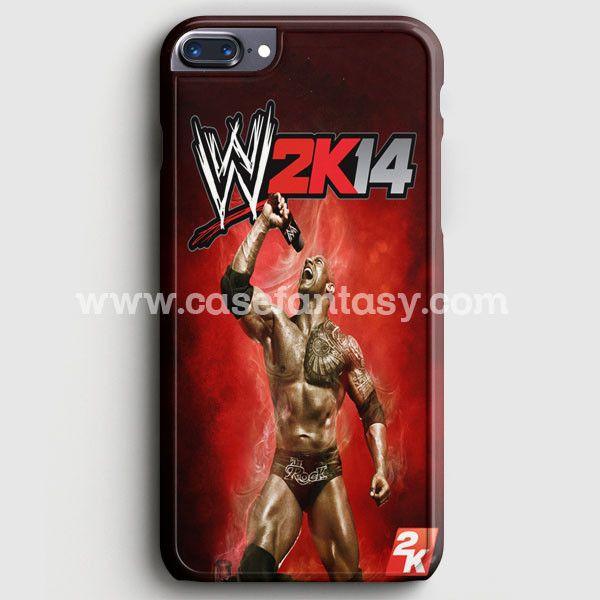 Wwe2K14 The Rock Gameplay iPhone 7 Plus Case | casefantasy