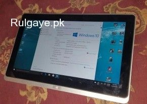 Touch Screen Laptop For Sale #acer w700 3rd generation window 10 front back camera 10/10 condition  new price 80 thousand