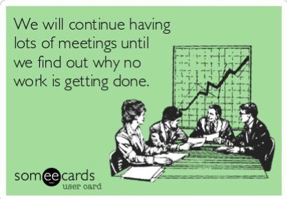 team meetings, collaboration, professional development....