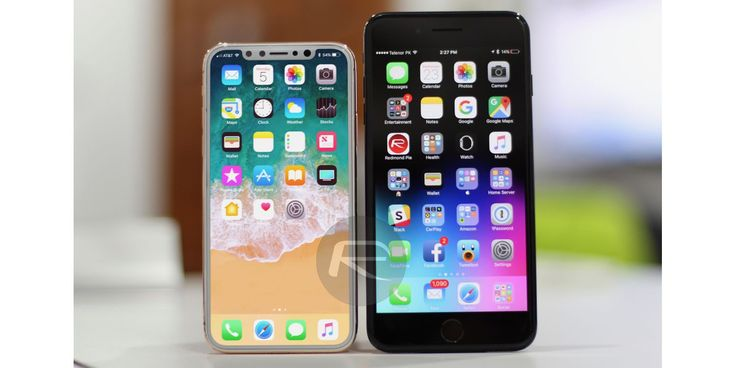 See how the iPhone 8 screen size compares with the 7 Plus and all earlier iPhones | 9to5Mac
