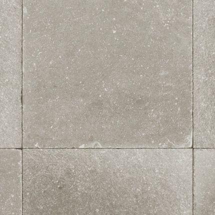 - Sol Vinyle Haute résistance - Ep. 2,4 mm - Dalle granit gris - Larg. 4m