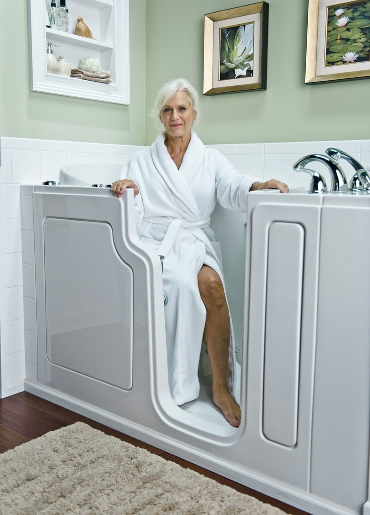 Safe And Easy Entry To A Nice Relaxing Bath Safe Step