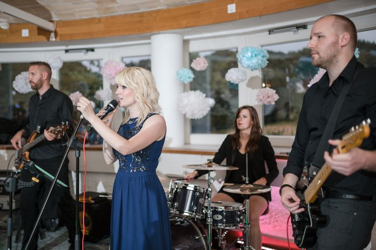 Our amazing wedding band kept me on the dance floor all night...thank you to The Groovemores