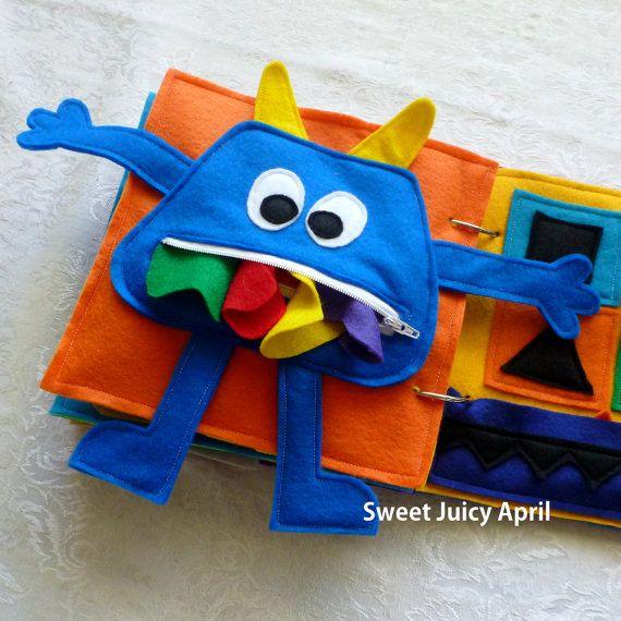 Monstruo cierre boca tranquilo libro página por SweetJuicyApril                                                                                                                                                                                 Más