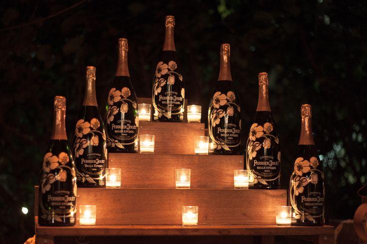 The art of enchanting evenings  #perrierjouet #designmiami Please Drink Responsibly
