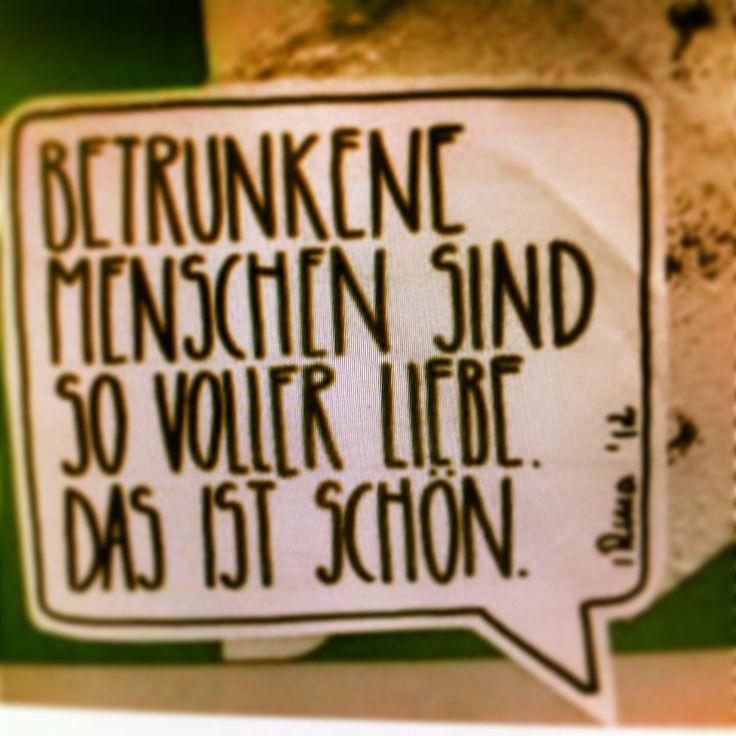 #words #schnaps #liebe