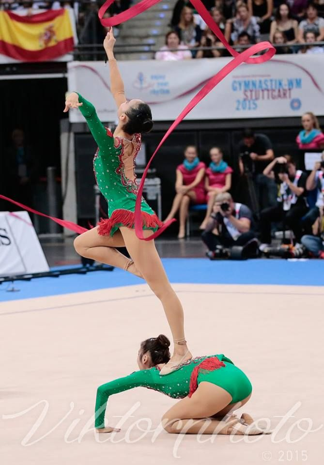 Group China, World Championships 2015
