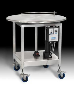 Rotary accumulation table | ControlGMC