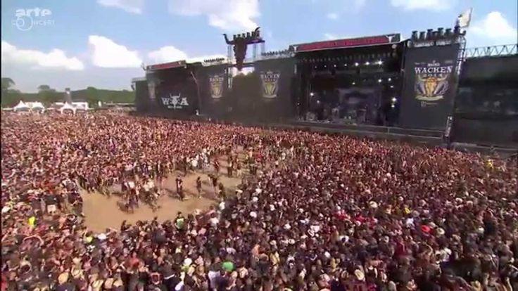 Heaven Shall Burn - Live (Wacken Open Air 2014) [Full Concert HD]
