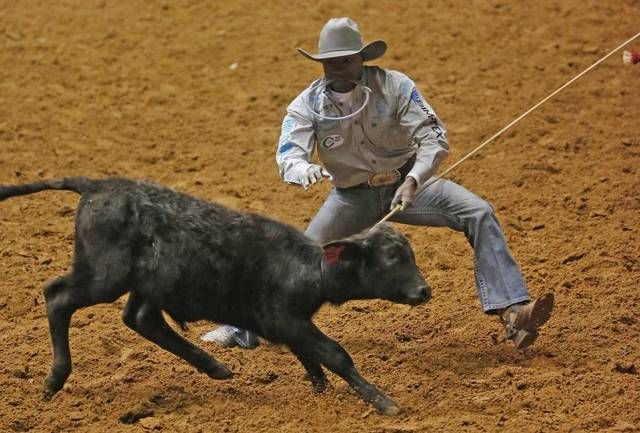 Texan scores impressive roping win at Cowboys of Color rodeo | The ...