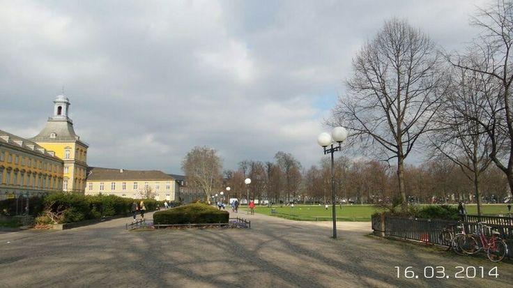 Bonn Universität 2014