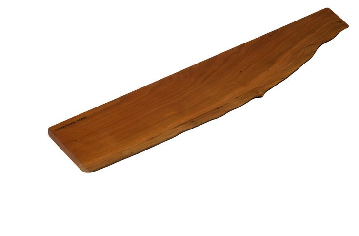 Cherrywood Studio Black Cherry Charcuterie Serving Board 36x8