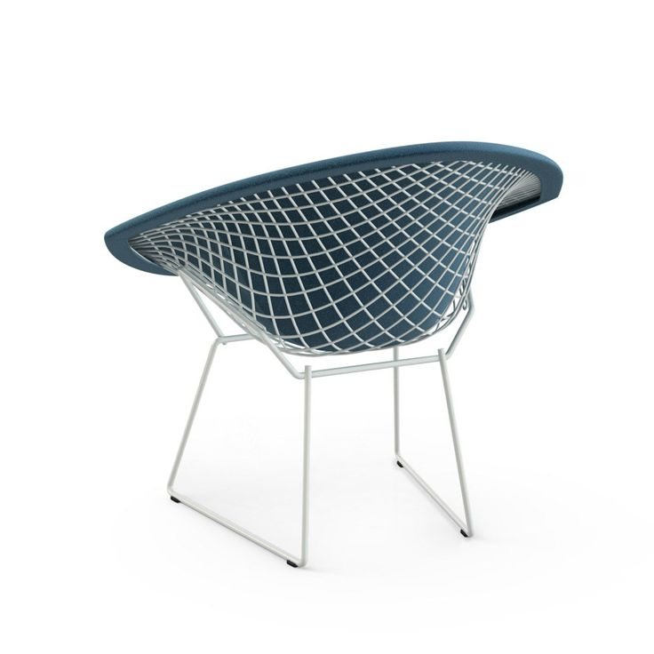 Bertoia Diamond Chair With Full Cover | Knoll
