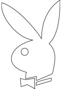 playboy bunny trademark icon | The symbol everyone recognises.