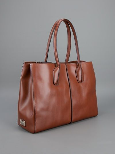 TOD S - Leather Tote (Wish i could afford this $1,349.69 bag)
