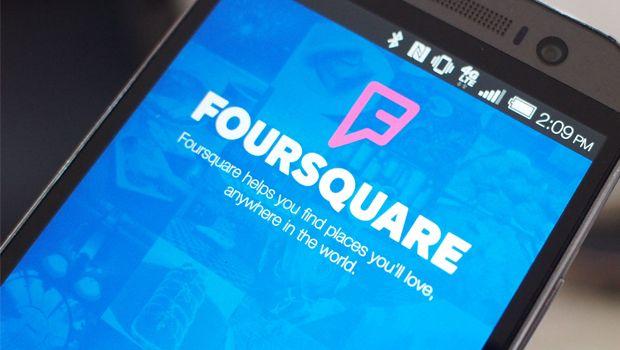 Ανανεωμένη αρχική οθόνη στο #Foursquare. #socialmedialife #socialmedia #socialnetwork