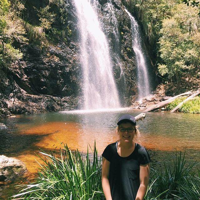 Boundary Creek Falls