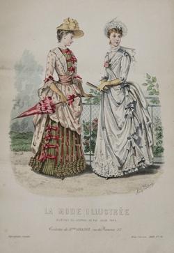 la mode illustrée, 1888 (by Saídos da Concha)