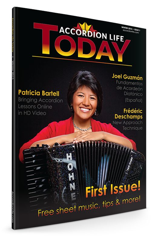 Introduction to the Accordion: a Free Online Music Lesson ...