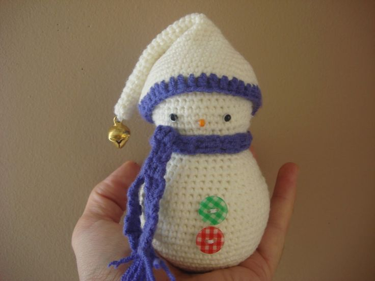 Mejores 236 imágenes de Navidad amigurumi en Pinterest | Navidad ...
