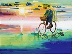 Udstilling. Kunst. Herning - Heart John Kørner - Fanget 04.05 .13- 20.10-13 (18/08/13)