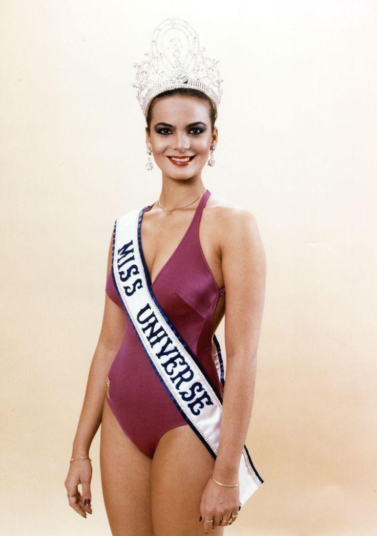 Maritza Sayalero Miss Universe 1979 Venezuela