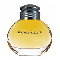 Burberry: This is a wonderful, sweet, and distinctive fragrance.  I know when someone is wearing this :)