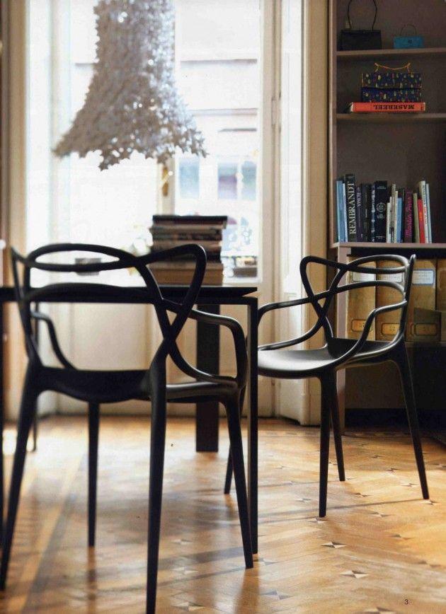 111 best images about kartell milan on pinterest Kartell chaise starck