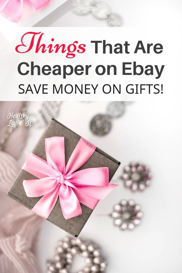 Cheap Things To Buy On Ebay Save Money With These Best Ebay Finds Christmas Gift Deals Cheap Christmas Presents Shopping Hacks