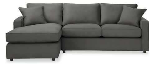 York Sofas with Chaise - Sectionals - Living - Room & Board