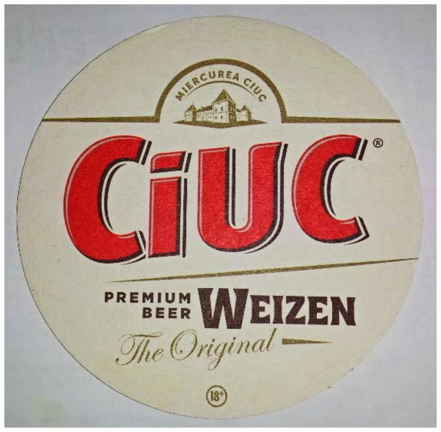 Sörcsap: Söraláték: Ciuc Premium Weizen