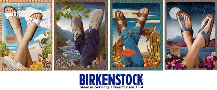 Τα αυθεντικά Birkenstock είναι εδώ με την νέα Spring/Summer Collection '17    http://bit.ly/Birkenstock_2017