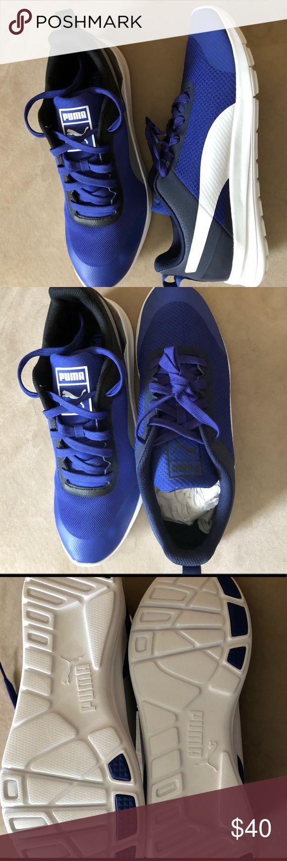 New Puma Sneakers for Men New puma sneaker Size: 9.5 Perfect colors  No box Puma Puma Shoes Sneakers