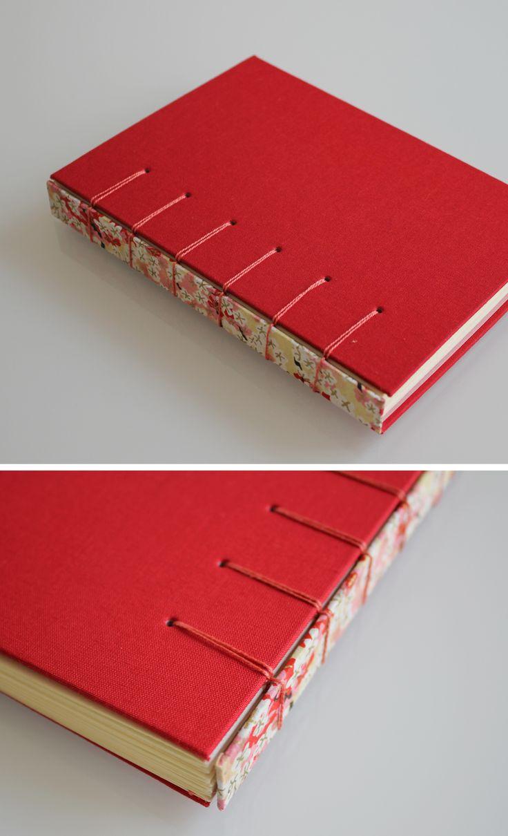 Cosido Belga. #Bookbinding, #Encuadernación