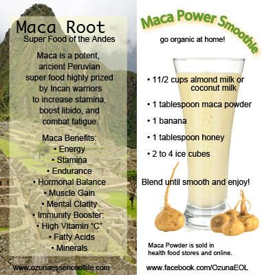 Maca is a potent, ancient Peruvian superfood highly prized by Incan warriors to increase stamina, boost libido, and combat fatigue.