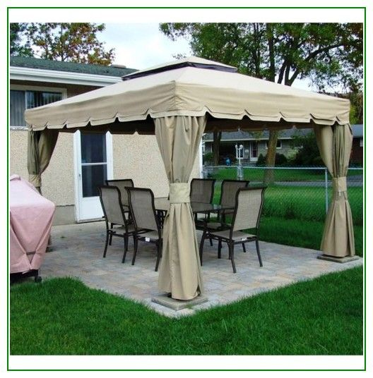 Gazebo Canopy Replacement 10x12