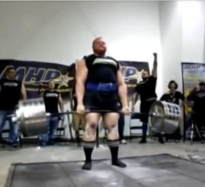 The Heaviest Deadlifts in Human History (Friday Flick)