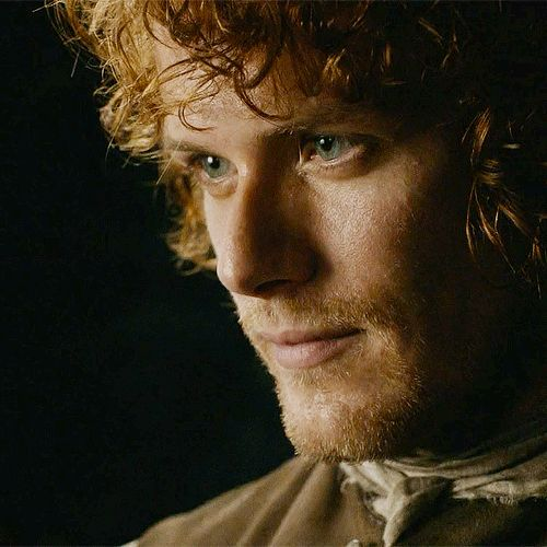 Meet the beautiful Jamie Fraser [The Watch 1x13 ]