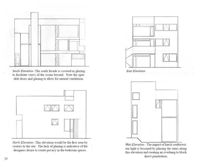 28 best smith house images – Richard Meier Smith House Floor Plans