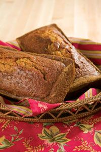 Pumpkin Bread  From Cooking with Paula Deen, Sept/Oct 2007