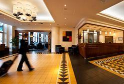 Scenic Hotel Auckland Lobby