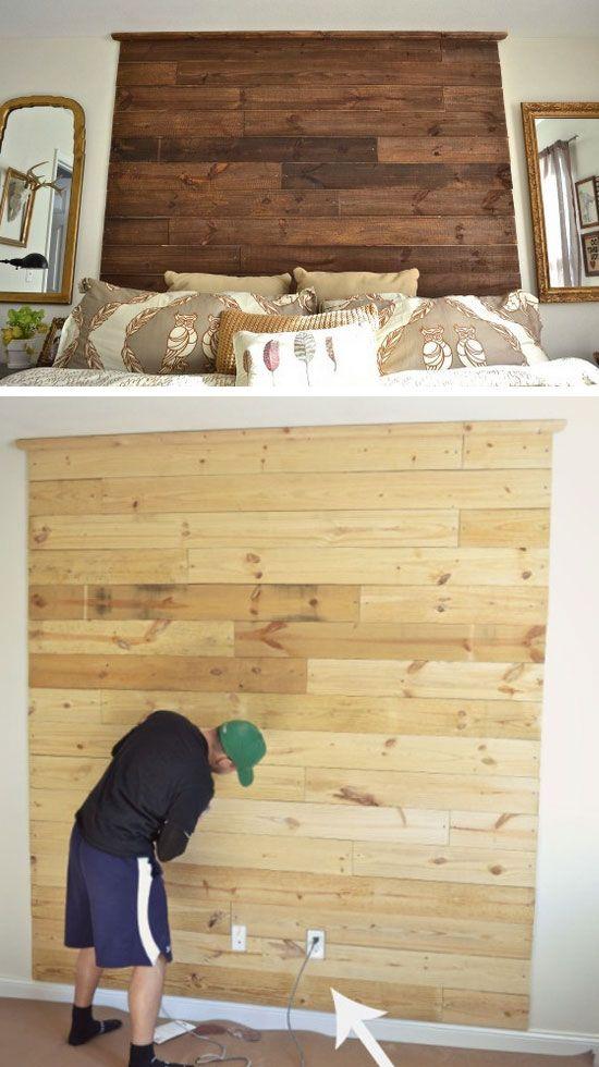 727 best Pallet Beds & Headboards images on Pinterest | Home ideas ...