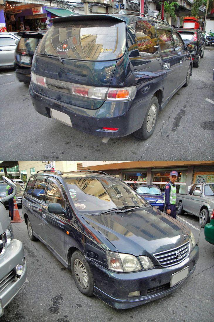 Neat little estate car jdm only toyota gaia by gupa507 on deviantart