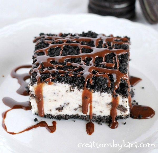 Oreo Ice Cream Cake Meijer