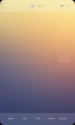 iOS/Google/Ubuntu UI